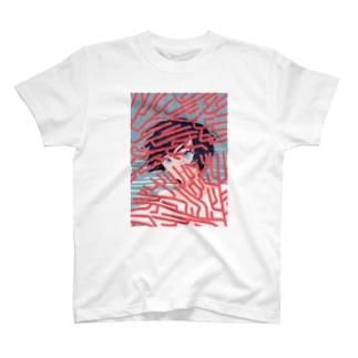 サンゴ礁の T-shirts