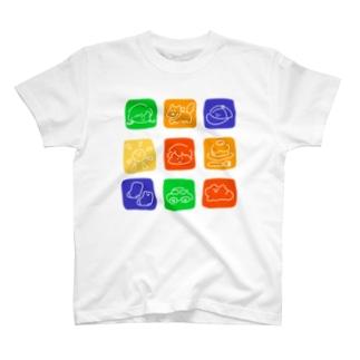 こぞうとおきにいり T-shirts