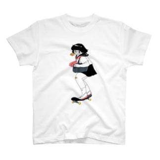 遅刻遅刻!2 T-shirts