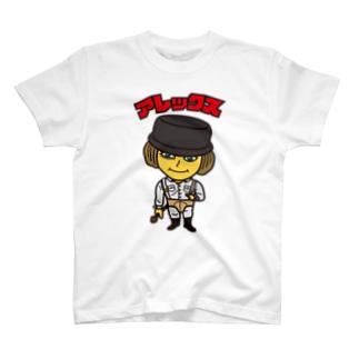 アレックス T-shirts