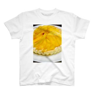 マンゴータルト(ヨーグルトクリーム) T-shirts