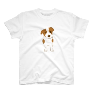 ジャックラッセルテリア T-shirts