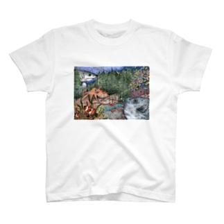 海底の林。 T-shirts