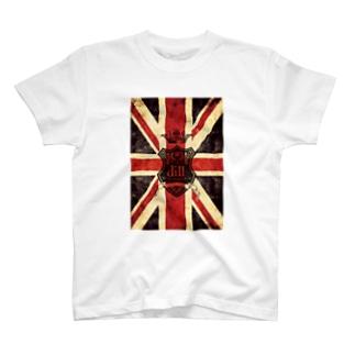 di-2 UK  T-shirts