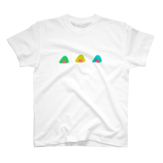 ニコニコおにぎり🍙お祭り価格✨ T-shirts