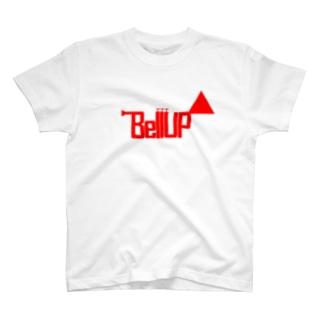 BellUP(ベラップ) T-shirts