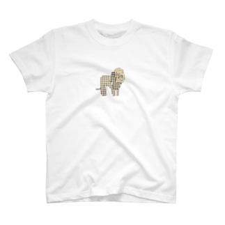 ドットらいおん君 T-Shirt
