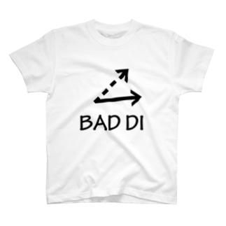 BAD DI Tシャツ