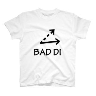 BAD DI T-shirts