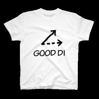 クロマキバレットのGOOD DI T-shirts