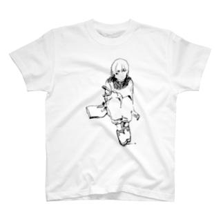 ゆののC1/C1 (black) T-Shirt