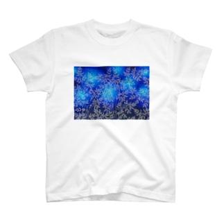森の猫たち T-shirts