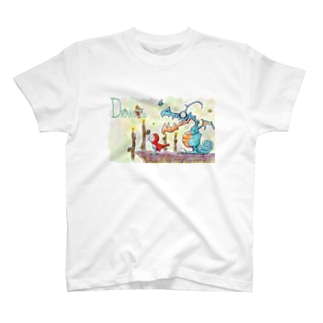 ドラネット T-shirts