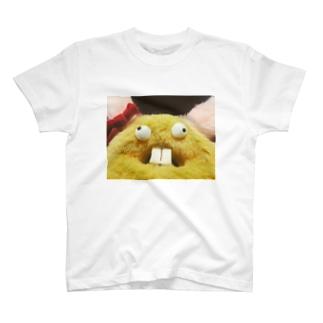 でっぱうさぎちゃん T-shirts