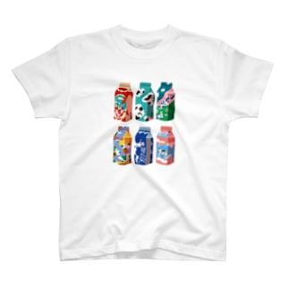 モーモーミルク T-shirts