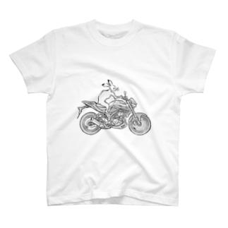 コタモトうさぎ T-Shirt