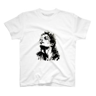 マイケルジャクソン T-shirts