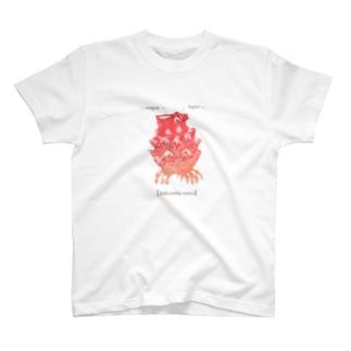 ホヤ T-shirts