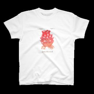 haruのホヤ T-shirts