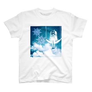 snow moon T-shirts