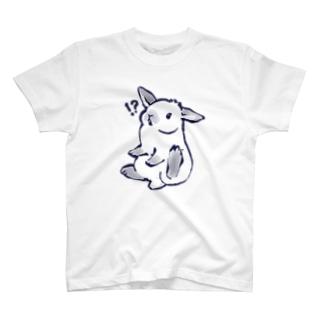 もっちりしりもち T-shirts