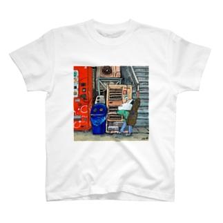 スタジオ待ち T-shirts