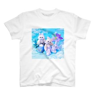 くまきちの夏休み'21 T-shirts