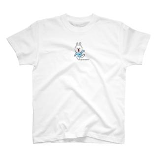 ぐにゃんとしたウー T-shirts