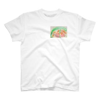 雨の日の散歩 T-shirts