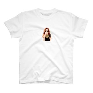 キャバ嬢 T-shirts