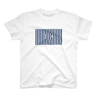 ストライプの中のストライプ T-shirts