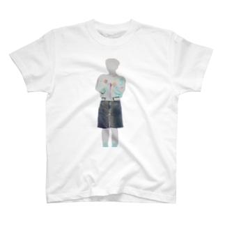 デニムのケミカルに下剋上されたりゅうちぇる T-shirts