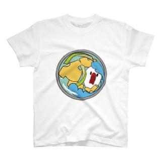 文鳥in乾燥機 T-shirts