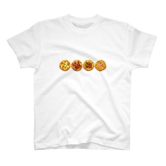 ドット絵ピザ T-Shirt