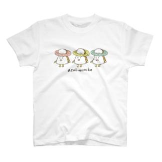 シャンプーハットパンた T-shirts