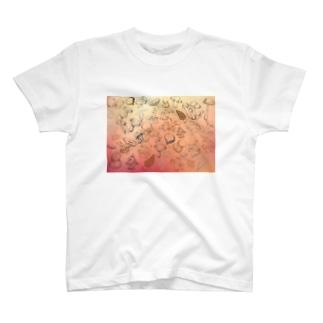 キノコ!キノコ!キノコ‼︎ T-shirts
