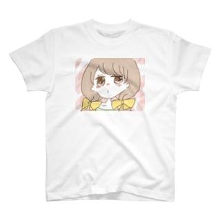 ツインテール T-shirts