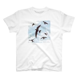 アマツバメ T-shirts