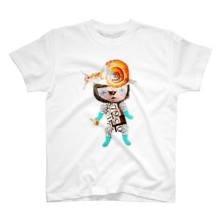 かたかたつむりさん T-shirts