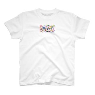 Nanno GaRanan(何の柄なん) T-shirts