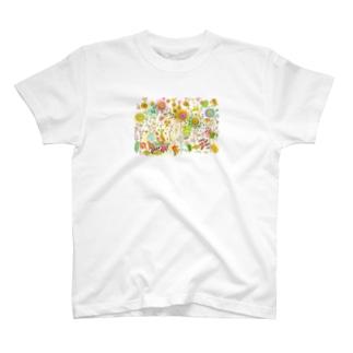 Friendscolorful2 T-shirts