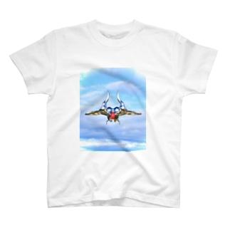 飛行物体 T-shirts