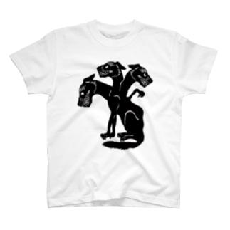 ケルベロス 番犬Tシャツ T-shirts