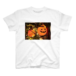 おばけ提灯👻 T-shirts