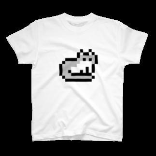 nyanderful timeのねこ Tシャツ