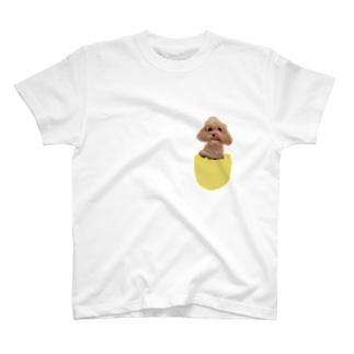 ポケットべる T-shirts