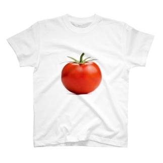 まるごとトマト T-shirts