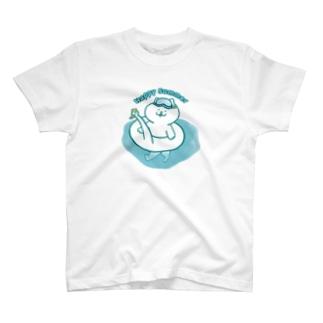 スワンねこちゃん T-shirts