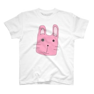 うさ~ぎ T-shirts