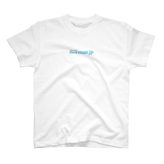 norman.jpロゴシリーズ T-shirts